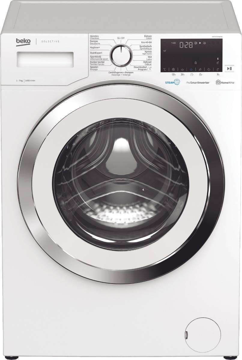 Beko wasmachines